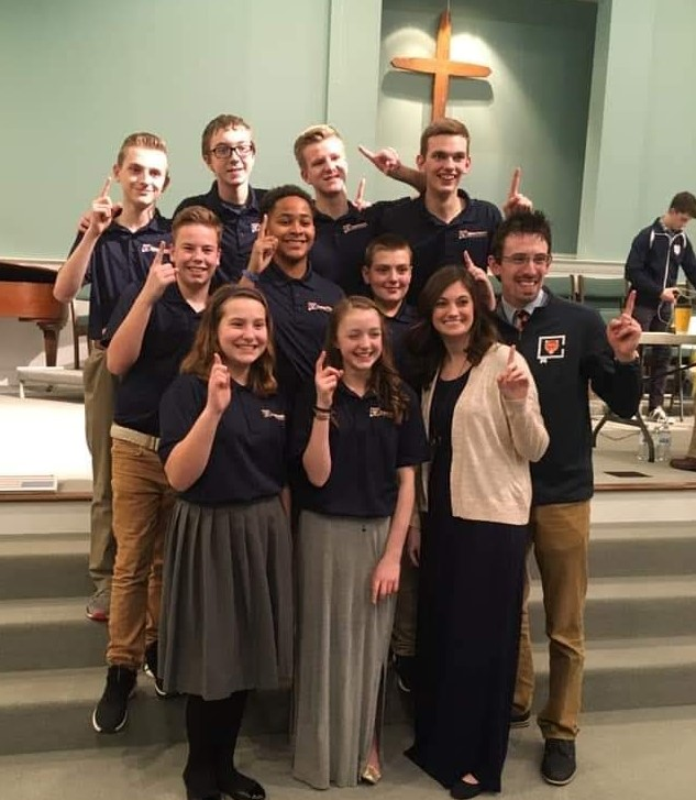 bible quiz team